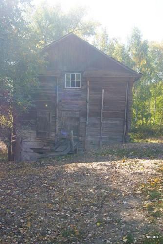 Водяная мельница. Лох. Новобурасский район. Саратовская область.