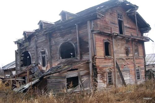Деревянная мельница. Махино. Саратовский район. Саратовская область.