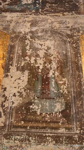 Роспись. Храм Иоанна Златоуста. Ивановка. Базарно-Карабулакский район. Саратовская область.