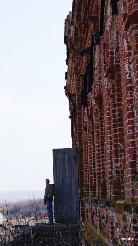 Церковь во имя Святителя Николая Чудотворца. Стригай. Базарно-Карабулакский район. Саратовская область.