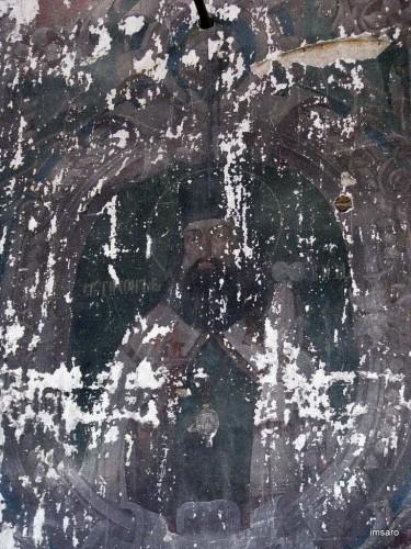Росписи. Церковь Вознесения Христова. Ахмат. Красноармейский район. Саратовская область.