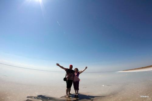 Природный парк Эльтонский. Озеро Эльтон. Палласовский район. Волгоградская область.
