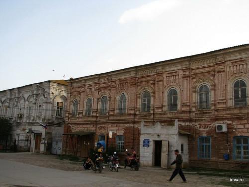 Знаменск. Астраханская область.